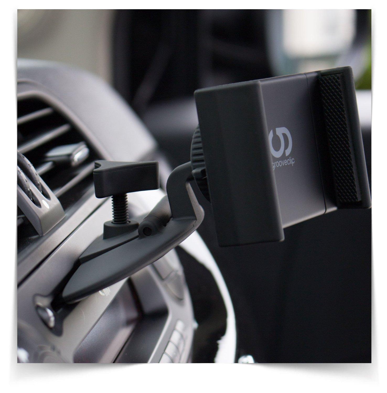 grooveclip cd2 slider test handyhalterung auto die. Black Bedroom Furniture Sets. Home Design Ideas