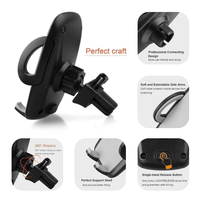 avolare handyhalterung testbericht handyhalterung auto. Black Bedroom Furniture Sets. Home Design Ideas